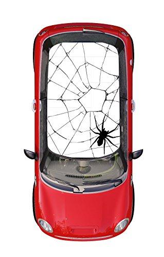 wodtke-werbetechnik dak tattoo sticker spinnenweb.
