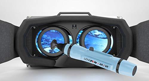 LensPen VR – für AR/VR – Clean Augmented Reality Brille Virtual Reality Brille Headsets Smart Glasses Optics PS4 VR Microsoft HoloLens Oculus Quest Gamer – NLP-1-ARVR