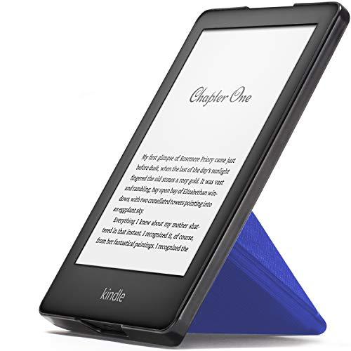Forefront Cases Smart Funda para Kindle 2019   Estuche y Soporte Protectora Cierre Magnético del Amazon Kindle (10.ª generación 2019 Modelo)   Auto Sueño Estela Función   Delgado Ligero   Azul Real
