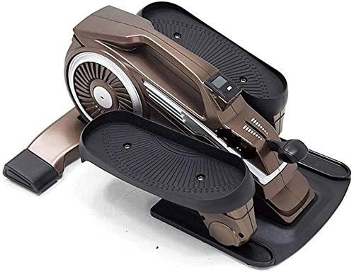 LBWARMB Máquinas de Step Pedales Premium portátil Subida de una Escalera y de la Cintura de Fitness Cintas de Correr con Pantalla LCD Cordones Reductora de Grasa Body Shaping