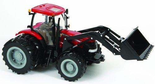 Tomy Big Farm - 42427 - Véhicule Miniature - Tracteur Case IH Puma 195 avec Chargeur