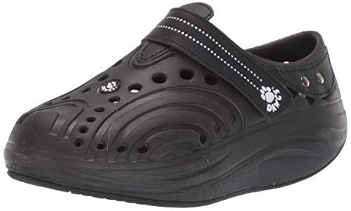 DAWGS Women's Spirit Toner Walking Shoe,Black/Black,5 M US