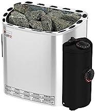 Sauna Poêle Électrique SAWO SCANDIA, Gamme de puissance: 4,5 kW; 6,0 kW; 8,0 kW; 9,0 kW; avec unité de contrôle intégrée (...