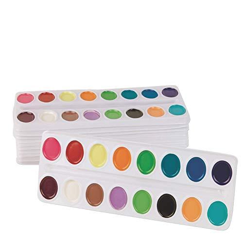 Color Splash! Watercolor Refill Trays