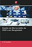 Gestão de Microcrédito de ONG's em Bangladesh