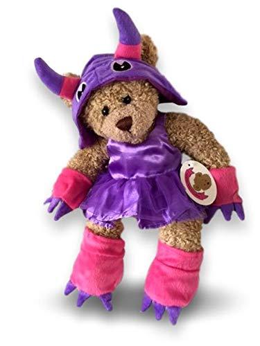 Build your Bears Wardrobe Vêtements pour Ours en Peluche Violet 38 cm