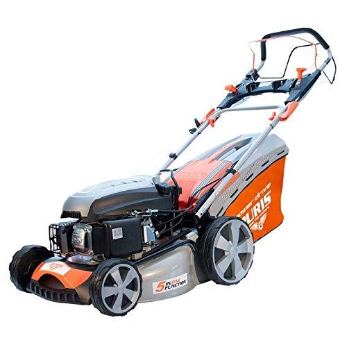 RURIS Tondeuse à Gazon démarrage électrique 139cc Coupe 46 cm RX331S