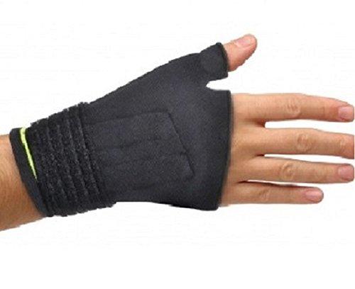 orthese magnetische für Hand, Finger, Handgelenk, Handwurzel - rechte hand und Größe L - Wondermag Auris