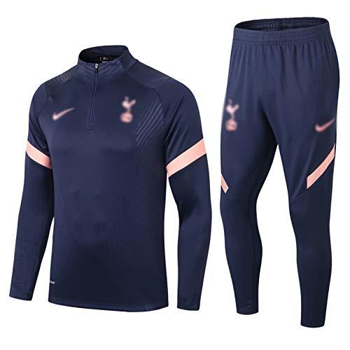 Weqenqing Sportbekleidung für Herren, Trainingskleidung des Tottenham Hotspur Football Club, Trikots für Erwachsene, atmungsaktive Sporttrainingskleidung für Frühling und Herbst