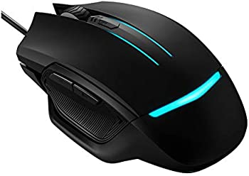 Pictek 3200 DPI 6 Programmable Buttons Optical Wired Gaming Mouse