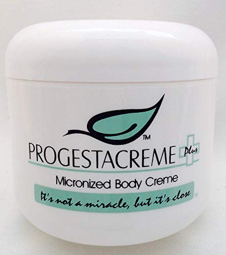 Bio-Identical Progesterone Cream - PROGESTACREME PLUS - High Content with Over 3600 MG of Progesterone - Women's Natural Answer to Menopause (1)