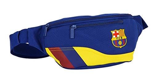safta 812025446 Riñonera FC Barcelona, Color Azul