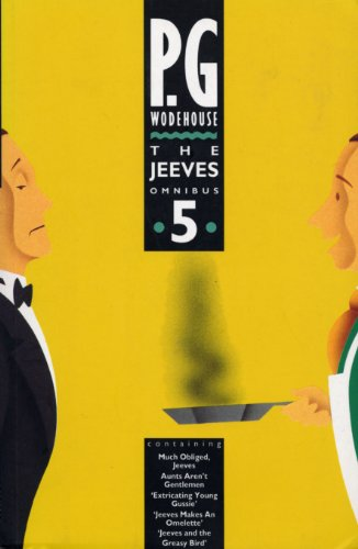 The Jeeves Omnibus - Vol 5: (Jeeves & Wooster) (Jeeves Omnibus Collection) (English Edition)