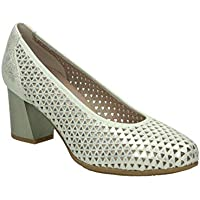 PITILLOS - Zapatos pitillos 5553 señora Dorado - 38