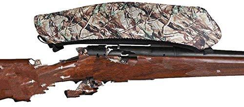 Yzki Housse de Protection pour Fusil/Pistolet à air étanche Anti-Rayures télescopique pour tir à la Chasse, Camouflage, Taille Unique