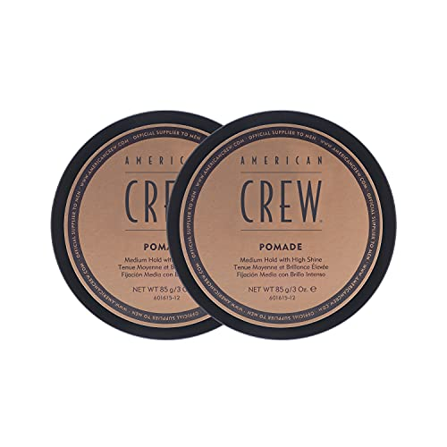 American Crew Pomade, 3 oz, (2 Pack…