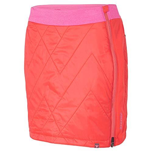 Ziener Nima Lady Active Skirt - Coral