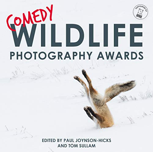 Comedy Wildlife Photography Awards: The perfect hilarious gift for...