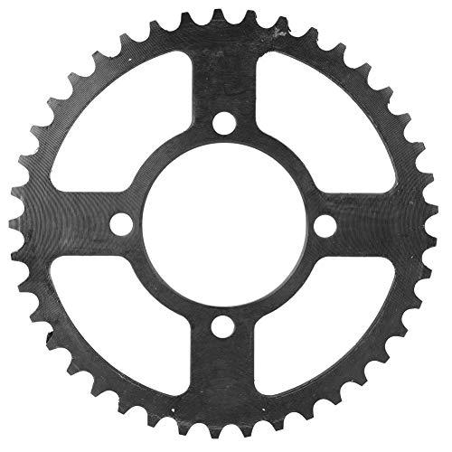 Keenso elektrische driewieler ketting tandwiel, aluminiumlegering 41 tand 4 gat ketting wiel tandwiel krukas accessoire voor elektrische driewieler