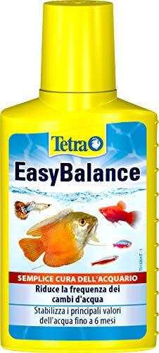 Tetra EasyBalance 100 ml, Stabilizza i Principali Valori dell'Acqua Fino a 6 Mesi, Consentendo di Ridurre la Frequenza dei Cambi dell'Acqua