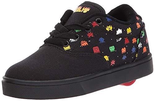 Heelys, Zapatillas de Deporte, Multicolor (Black/Droids 000), 35 EU