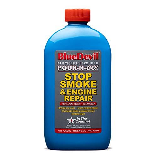 BlueDevil Products BLU DEVIL STOP FUMO 16oz
