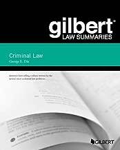 Gilbert Law Summary on Criminal Law (Gilbert Law Summaries)