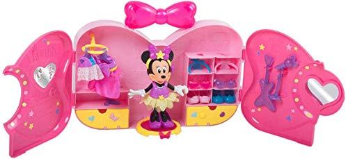 IMC Toys aktetas luiertas Minnie sneeuwman, diverse kleuren (1)