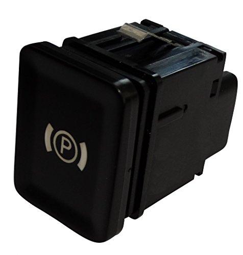AERZETIX: Interruptor de Boton para Freno de Mano Compatible con 3C0927225B/C para Coche vehiculos C18707