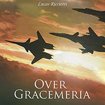 """Over Gracemeria (""""Ace Combat 6"""" Fanmade)"""