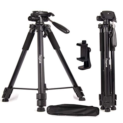 Regetek Travel Camera Tripod (Aluminum 63