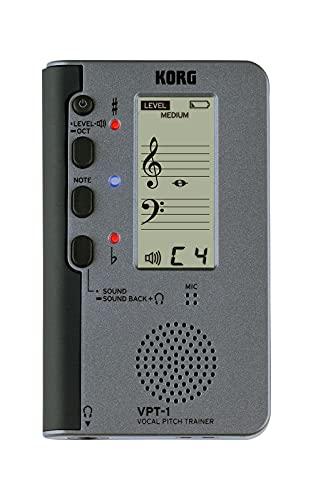 KORG Vocal Pitch Trainer VPT-1 Tuner for Vocal Lessons