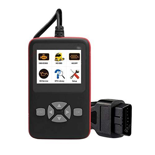 I10D Auto KFZ Diagnosegerät Scanner OBDII CAN Bus Diagnosewerkzeug Codeleser V500