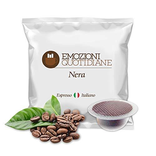 Emozioni Quotidiane Caffe - Box Da 100 Capsule Compatibili Bialetti Espresso Napoletano Cremoso Confezionate Singolarmente Monouso Il Atmosfera Protetta Italian Coffee Bialetti