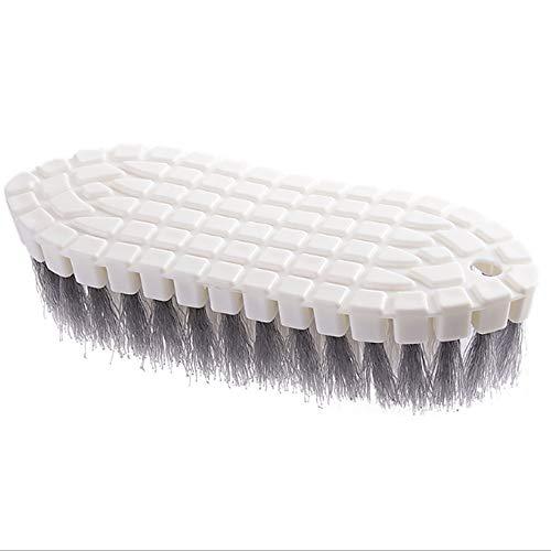 GAOYOO Cepillo para Azulejos Estufa De Cocina Cepillo De Limpieza Estufa Lavabo Cepillo Baño Bañera Herramienta De Lavado Flexible Superventas
