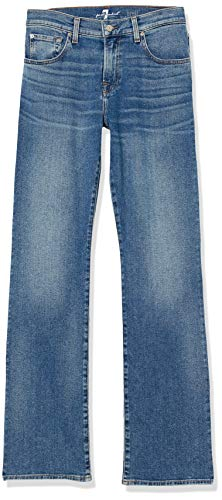 7 For All Mankind Mens Brett Bootcut Jeans, Almira, 36W x 34L