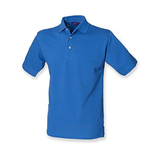 Henbury - Polo - - Polo - Col Polo - Manches Courtes Homme - Bleu - Bleu Marine - Medium