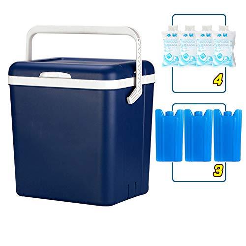 Auto Isolatie Doos, Houd Warm En Houd Koud Dual Gebruik Ice Bucket, Hoge Efficiëntie Vriezer 26L
