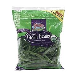 Organic Trimmed Green Beans, 24 OZ