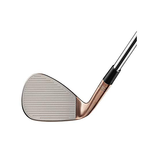 TaylorMade Milled Grind Hi-Toe Wedge (Right Hand, Aged Copper Finish, 58° Loft)
