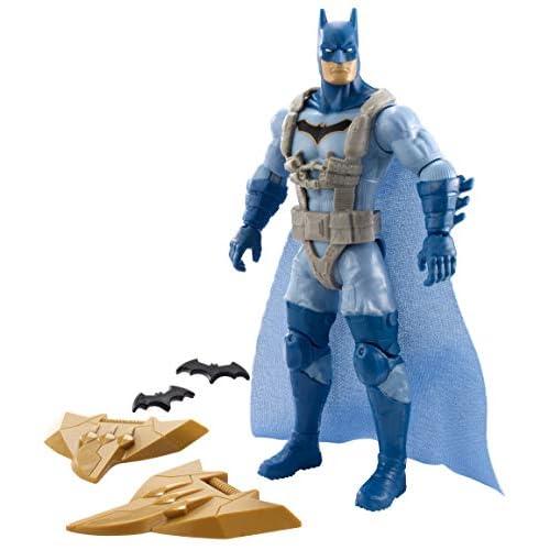 Batman vs Superman - Batman Saltatore della notte Personaggio articolato da 15cm, FVM85