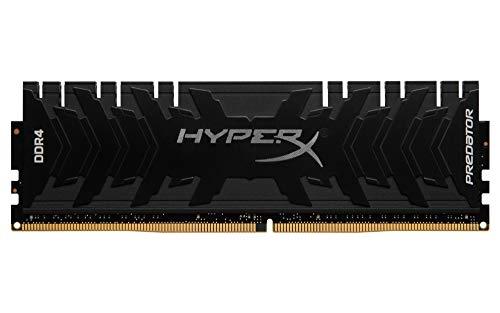 HyperX HX436C17PB3K4/64 Predator DDR4 64 GB (Kit 4 x 16 GB), 3600 MHz CL17 DIMM XMP