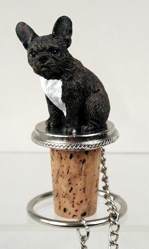 French Bulldog Dog Wine Bottle Stopper