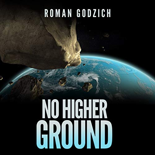 No Higher Ground audiobook cover art