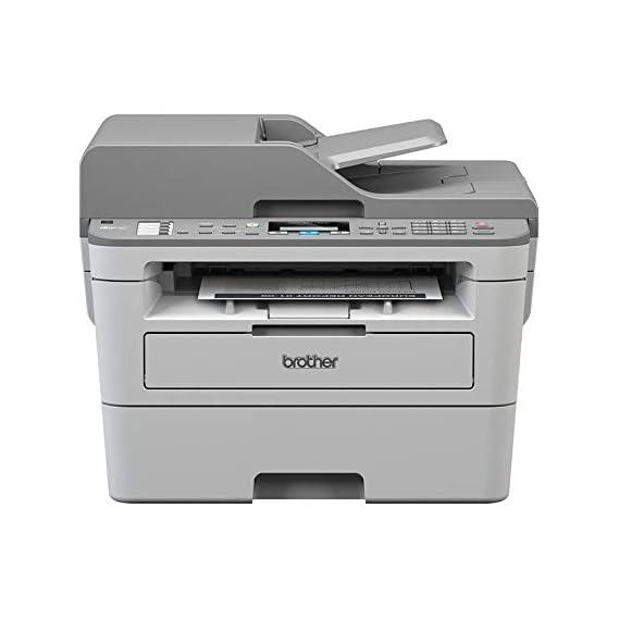 Brother Toner Box MFC-B7715DW Mono Laser Multi-Function Printer (Toner Box Technology) (Gray)