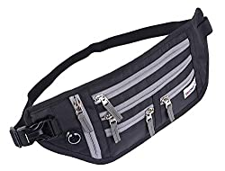 SPILL PROOF TETRON WAIST BAG