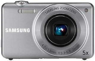 Samsung ST ST93 Cámara compacta 16.1MP 1/2.3 CCD 4608 x 3456Pixeles Plata - Cámara Digital (161 MP 4608 x 3456 Pixeles CCD 5X HD Plata)