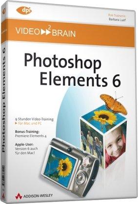 Adobe Photoshop Elements 6 - 9 Stunden Video-Training: 9 Stunden Video-Training - Bonus-Training: Premiere Elements 4 (AW Videotraining Grafik/Fotografie)