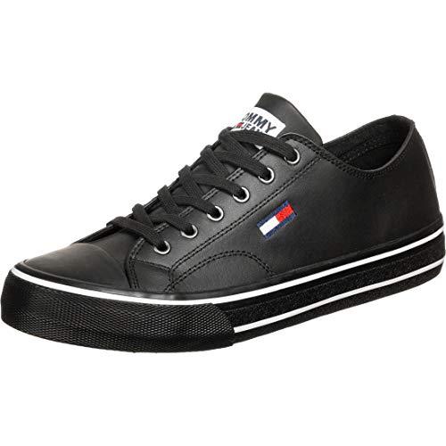 Tommy Hilfiger Herren Virgil 5a Sneaker, Schwarz (Black Bds), 44 EU