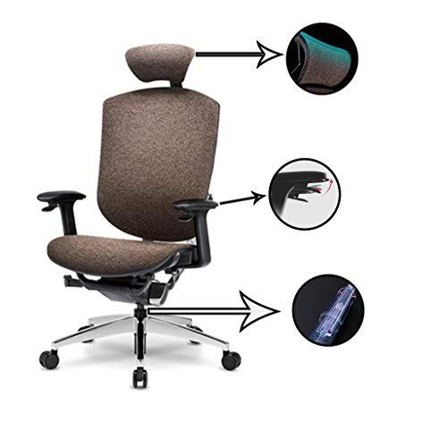 Ingneria Stoel, bureaustoel, computerstoel, ergonomische bescherming van de zuil, vertebrale computerstoel